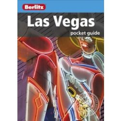 Las Vegas útikönyv Berlitz 2016 angol