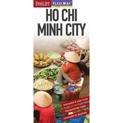 Ho Chi Minh City térkép Insight Flexi Map 2014 1:15 000
