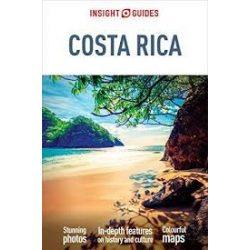 Costa Rica útikönyv Insight Guides Costa Rica Guide, angol 2016