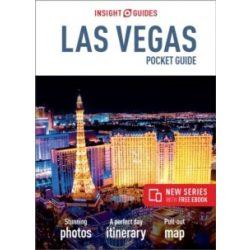 Las Vegas útikönyv Insight Guides: Pocket Las Vegas 2016