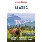 Alaska Insight Guides Alaszka útikönyv angol 2016