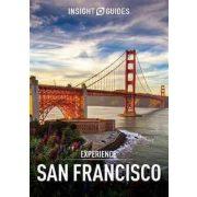 San Francisco útikönyv Insight Guides Nyitott Szemmel-angol 2016