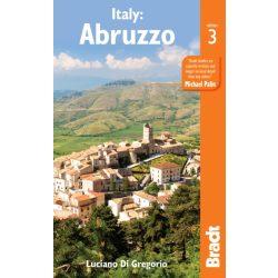 Abruzzo útikönyv Olaszország útikönyv Bradt 2017 - angol