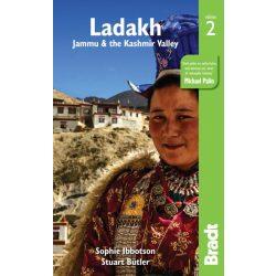 Kashmir and Ladakh útikönyv Kashmir útikönyv Bradt 2019 angol