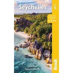Seychelles útikönyv Bradt 2021 - angol