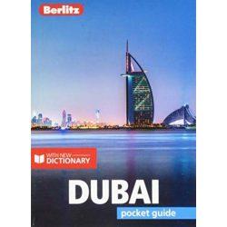 Dubai útikönyv  Dubai Pocket Guide 2018  Berlitz  angol