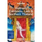 Vietnam, Cambodia, Laos Northern Thailand Lonely Planet Vietnám útikönyv 2017 Vietnam Lonely Planet