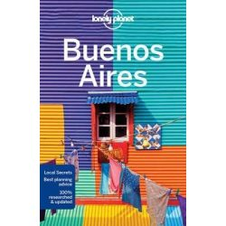 Buenos Aires City Guide Lonely Planet útikönyv 2017