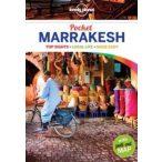 Marrakesh útikönyv Pocket Lonely Planet  2017