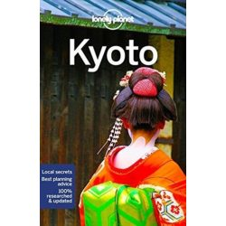 Kyoto útikönyv Lonely Planet 2018