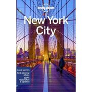 New York City útikönyv Lonely Planet 2018 New York útikönyv