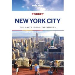 New York City útikönyv Pocket Guide Lonely Planet 2018