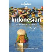 Lonely Planet indonéz szótár Indonesian Phrasebook & Dictionary 2018