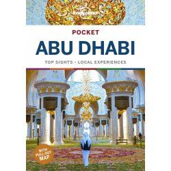 Abu Dhabi Lonely Planet  Pocket  Dubai Abu Dhabi útikönyv 2019