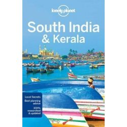 India útikönyv, South India & Kerala útikönyv Lonely Planet Dél-India útikönyv 2017