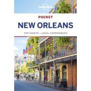 New Orleans útikönyv Lonely Planet Pocket Guide 2018