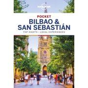 Bilbao útiköny, Bilbao & San Sebastian útikönyv Lonely Planet Pocket Guide 2018