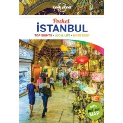 Istanbul Pocket Lonely Planet Isztambul útikönyv   2017