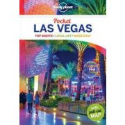 Las Vegas útikönyv, Las vegas Pocket Lonely Planet 2017