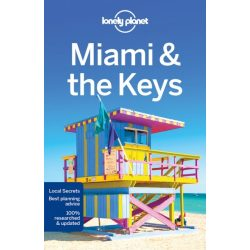 Miami and the Keys Lonely Planet útikönyv 2018 Miami útikönyv