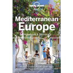 Lonely Planet Mediterranean Europe Phrasebook & Dictionary