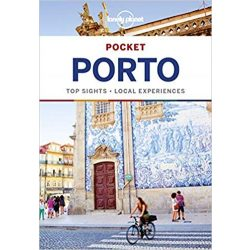 Porto Lonely Planet Pocket Porto útikönyv 2019