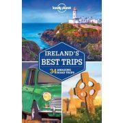 Ireland útikönyv Ireland's Best Trips Lonely Planet Írország  útikönyv  2017