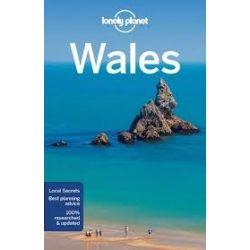Wales útikönyv Lonely Planet 2017