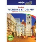 Florence Tuscany Pocket Firenze Toszkána Lonely Planet útikönyv 2018