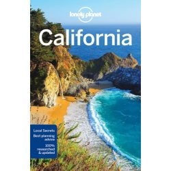 California útikönyv Lonely Planet Kalifornia útikönyv 2018