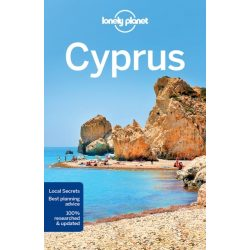 Cyprus Ciprus útikönyv Lonely Planet  2018