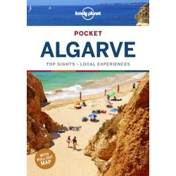 Algarve útikönyv Algarve Lonely Planet Pocket Guide 2019