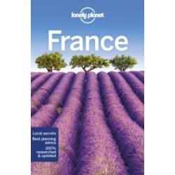 France útikönyv Lonely Planet  Franciaország útikönyv 2019