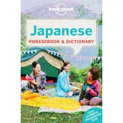 Lonely Planet szótár Japanese Phrasebook & Dictionary japán 2017
