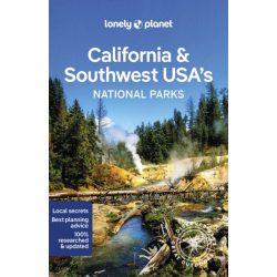 California útikönyv, Best of California Lonely Planet - Kalifornia útikönyv 2018