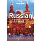Lonely Planet orosz szótár  Russian Phrasebook & Dictionary angol-orosz 2018