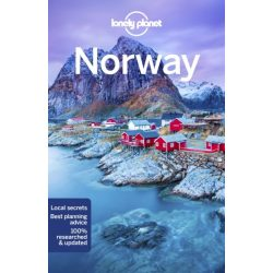 Norway Lonely Planet Norvégia útikönyv  2018