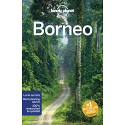 Borneo útikönyv Lonely Planet 2019