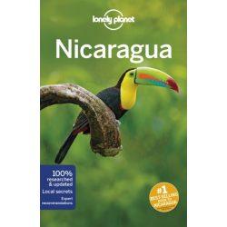 Nicaragua útikönyv Lonely Planet 2019