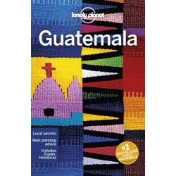 Guatemala útikönyv Lonely Planet 2019