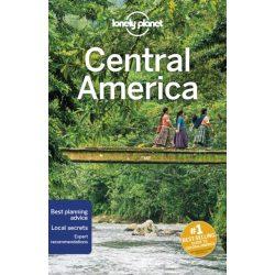 America Central America útikönyv Lonely Planet Közép-Amerika útikönyv 2019  angol