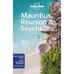 Mauritius Réunion Seychelles Lonely Planet Mauritius útikönyv Seychelles útikönyv 2019 angol