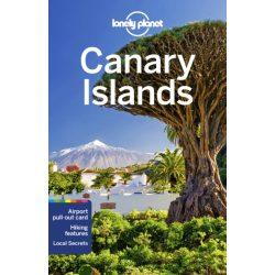 Canary Islands Kanári-szigetek útikönyv Lonely Planet 2020