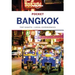 Bangkok útikönyv Lonely Planet Pocket 2018 angol