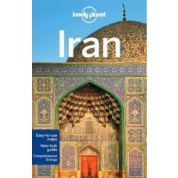 Iran Lonely Planet Irán útikönyv 2017