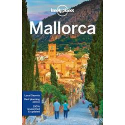 Mallorca útikönyv Lonely Planet 2017