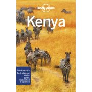 Kenya útikönyv Lonely Planet 2018