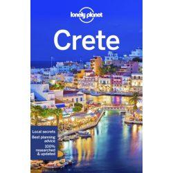 Crete Lonely Planet Kréta útikönyv Görögország  2020