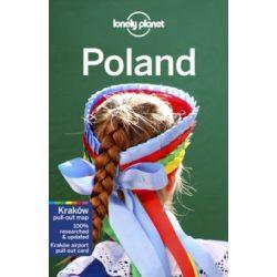 Poland Lonely Planet Poland útikönyv Lengyelország útikönyv 2020