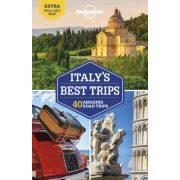 Italy's Best Trips Lonely Planet Olaszország útikönyv 2020 angol